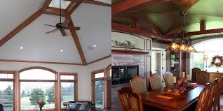 types of vaulted ceilings ceiling beams color google search