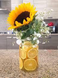 Sunflower Arrangements Ideas Top 25 Best Sunflower Centerpieces Ideas On Pinterest Sunflower