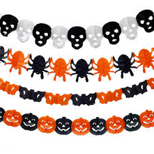 paper halloween decorations home decorating interior design