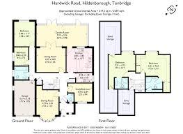 hardwick road hildenborough tonbridge tn11 4 bedroom detached