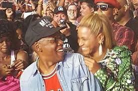 beyonce and z in as they celebrate singer s