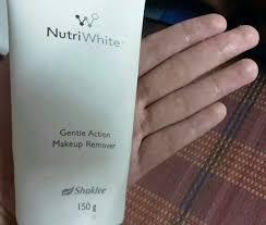 Makeup Remover Shaklee pengedar shaklee seremban negeri sembilan hilangkan whitehead dan