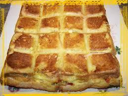 tablette recette de cuisine croque tablette au poulet et poivrons recette remontée le