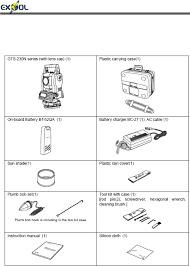 manual gts 235n documents