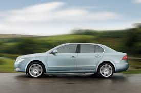 skoda superb range enhanced with more fuel efficient and cleaner