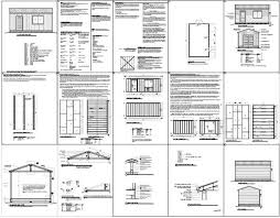 12 x 20 storage shed plans free blue carrot com