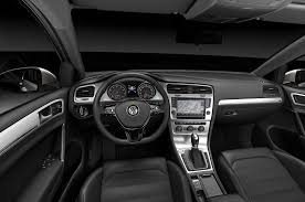 volkswagen inside what s the new volkswagen golf like inside autocar