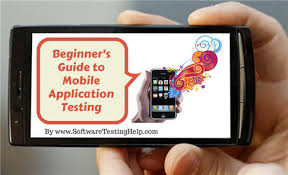 Mobile Application Testing Resume Sample by Beginner U0027s Guide To Mobile Application Testing U2014 Software Testing Help