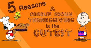 5 reasons a brown thanksgiving is the cutest