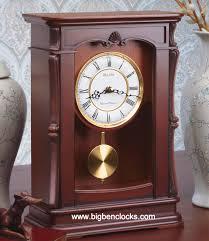 Forestville Mantel Clock Bulova Mantel Clock B1909 Abbeville