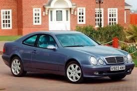 mercedes benz clk w208 1997 car review honest john