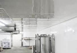 faux plafond cuisine professionnelle dalle pour plafond pvc menuiserie image et conseil