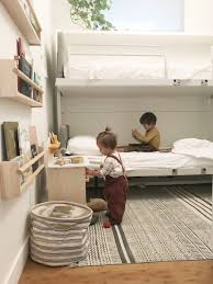 Grayson Mini Crib by Wall Bunk Beds The First Few Months U2014 600sqftandababy