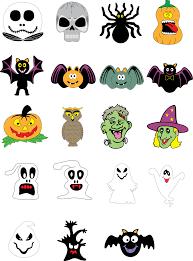 calabazas de halloween calabazas de halloween libre de vectores descargar vector