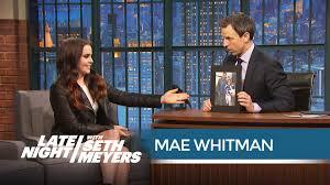Friday Night Lights Season 2 Cast Mae Whitman Has Made Out With Three Friday Night Lights Cast