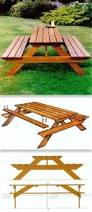 Interesting Octagon Picnic Tables Plans And 7 Best Home by This Design Allows Guest To Set Down With Out Having To Step Over