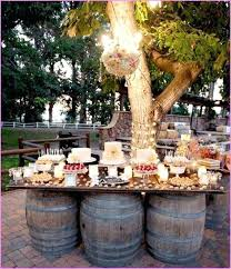 Outside Backyard Ideas Outside Wedding Reception Ideas