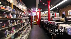 generation records a record store new york for music dvds and