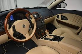 maserati quattroporte 2015 interior 2010 maserati quattroporte s stock 1267 for sale near westport
