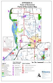 Wi State Map by Parks Town Of Somerset St Croix County Wi