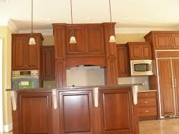 kitchen exciting teak wooden kitchen cabinet design ideas with