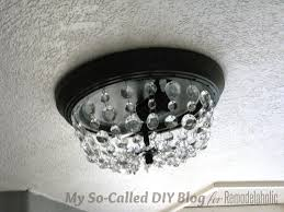 Pottery Barn Ceiling Light Pottery Barn Outdoor Chandelier Lighting Update A Dome Ceiling