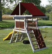 Backyard Play Forts by Sweet Small Yard Swing Set Solution Yard Swing Compact And Swings