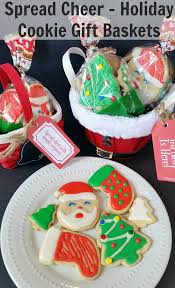 best 25 cookie gift baskets ideas on pinterest diy gifts with