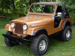 jeep scrambler lifted old man emu yj springs on a cj lift conversion jeepfan com