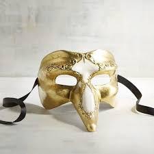 italian masquerade masks gold white captain italian masquerade mask pier 1 imports