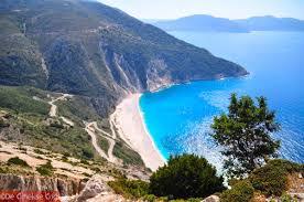 Kefalonia Greece Map by Myrtos Kefalonia Holidays In Myrtos Greece