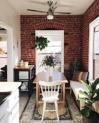 Apartment Kitchen Ideas Best 25 Exposed Brick Apartment Ideas On Pinterest Loft Style