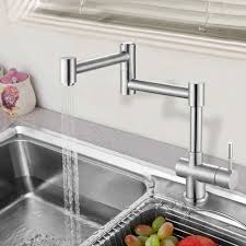kitchen water faucets china modern stainless steel kitchen water faucet with csa