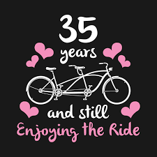 35 wedding anniversary 35th wedding anniversary 35 years together gift 35th wedding