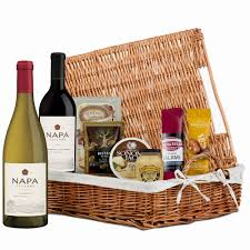 picnic gift basket napa valley wine duet picnic gift basket wine