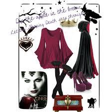 Evil Queen Halloween Costume Modern Evil Queen