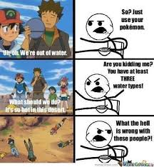 Pokemon Logic Meme - pokemon logic 2