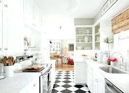cuisine sol noir carrelage cuisine blanc carrelage cuisine sol blanc et noir