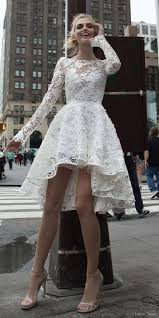 high to low wedding dress 50 best high low wedding dresses high low wedding dresses lace