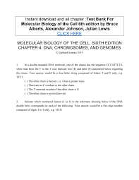download molecular biology of the cell 6th edition by bruce