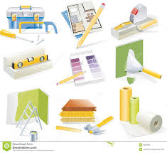 Home Renovation Home Renovation Icon Royalty Free Stock Image Image 20964746