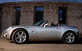 2007 pontiac solstice information and photos zombiedrive