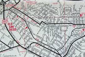 Crime Map San Diego by How 19 San Diego Neighborhoods Got Their Names Mental Floss