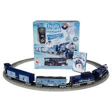 lionel frosty snowman ready run train dvd target