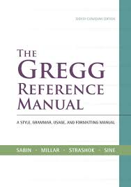 the gregg reference manual connect w etext william sabin wilma