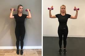 how to lose arm the best arm workouts to try reader s digest