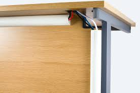 Hide Desk Cables Office Cord Management Cablox Cable Management System Office Cord