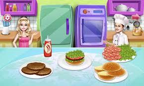 jeux de filles cuisine chef jeux de filles cuisine applications android sur play
