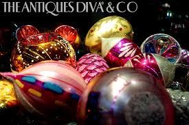 antique christmas ornaments the antiques divathe antiques diva