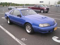 1989 Ford Thunderbird Ford Thunderbird 1986 Photo And Video Review Price